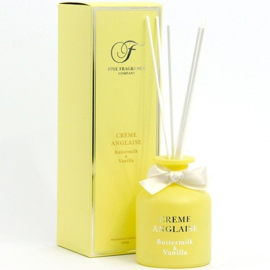 Fine Fragrance Melbourne Collection fragrance reed diffuser 150 ml - Creme Anglaise