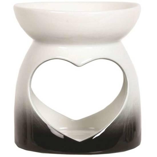 Woodbridge fragrance wax burner Black Heart Burner
