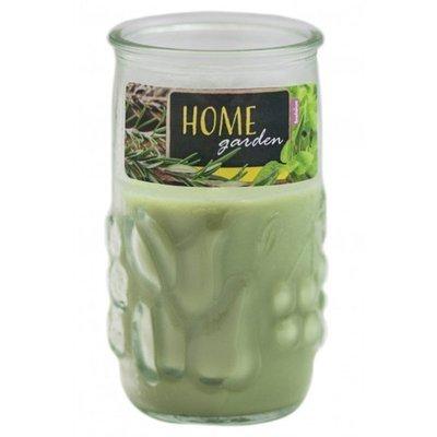 Bolsius Lime Light świeca ogrodowa antykomarowa Outdoor Patio Taras - Citronella Bazylia