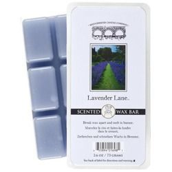Bridgewater Candle Company Scented Wax Bar wosk zapachowy do aromaterapii 73 g - Lavender Lane