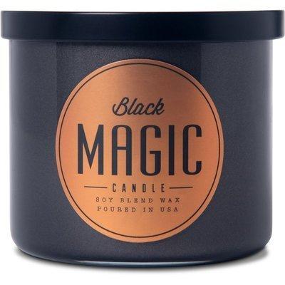 Colonial Candle Luxe Halloween sojowa świeca zapachowa w szkle 3 knoty 14.5 oz 411 g - Black Magic