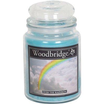 Woodbridge świeca zapachowa w słoju duża 2 knoty 565 g - Over The Rainbow